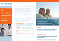 medical diagnostics website