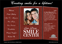 cosmetic dentistry Flash web site